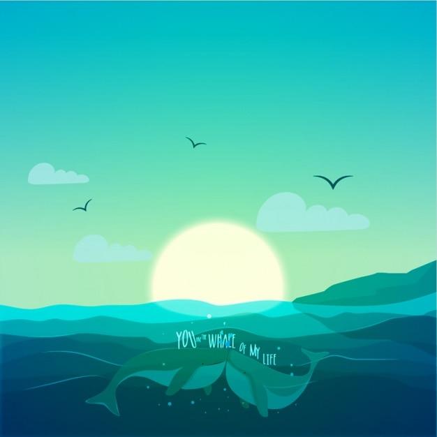 Beach Graphic Design Inspiration