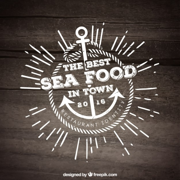 Sea food restauran template