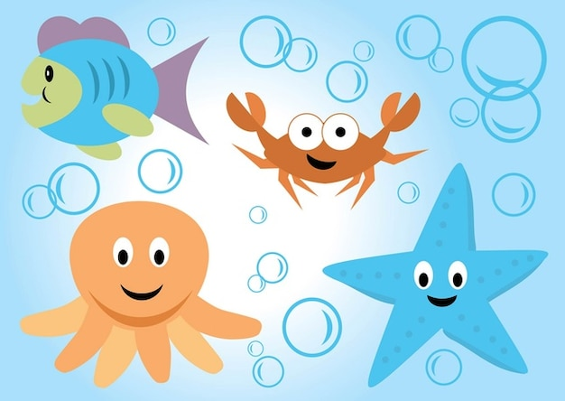 ocean cartoon clip art - photo #29