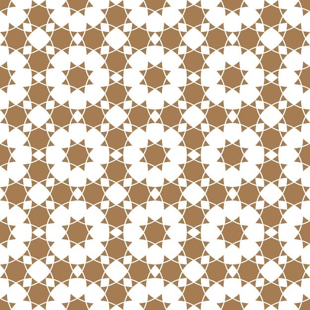 Бесшовный цветочный узор в этническом стиле Premium векторы