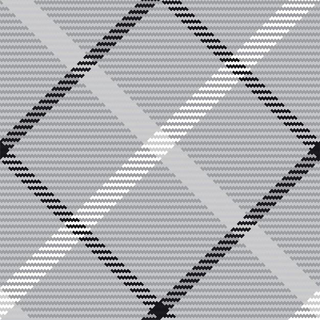 Seamless pattern of scottish tartan plaid. repeatable background Premium Vector
