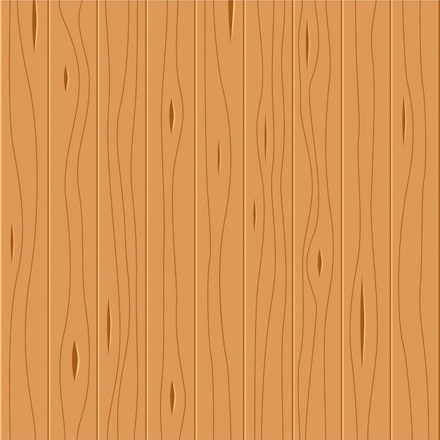 Seamless wooden pattern background Premium Vector
