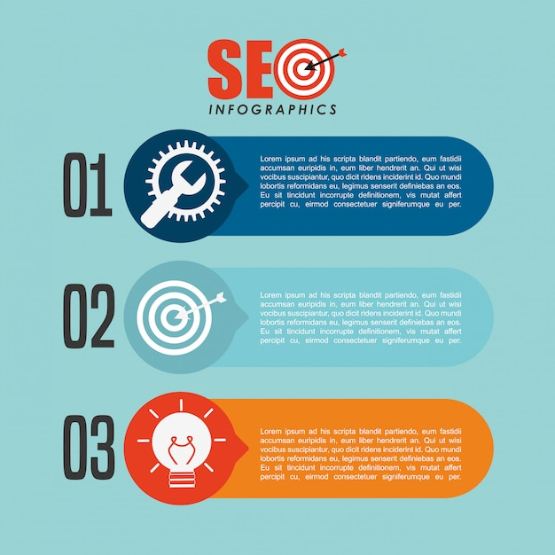 Search engine optimization Free Vector
