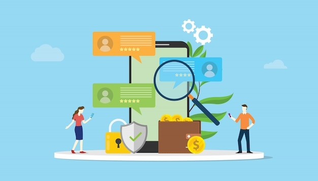 Search and find the best freelancer work remote Premium Vector