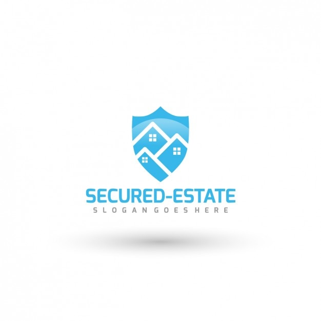 Security company logo template vector free download security company logo template free vector cheaphphosting Images