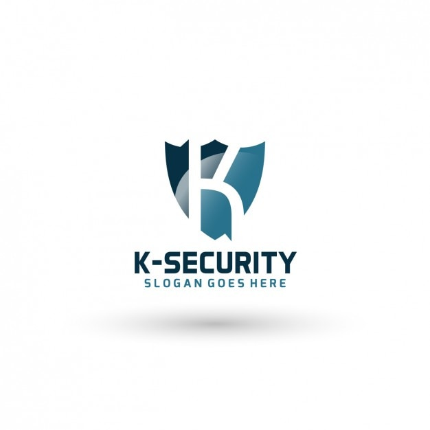 security company profile template - security company logo template vector free download