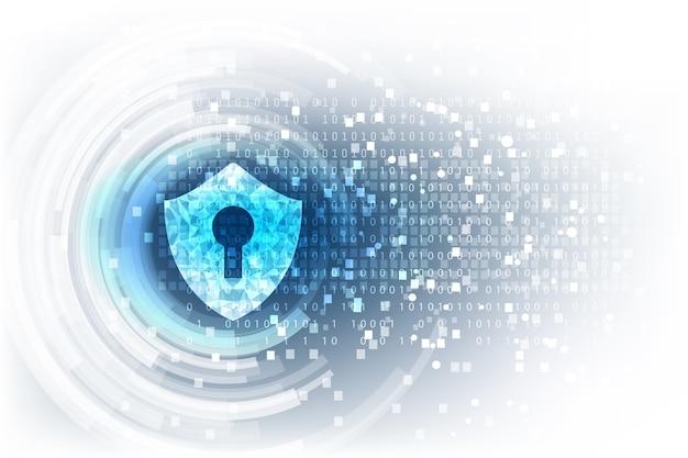 Security concept. Premium Vector