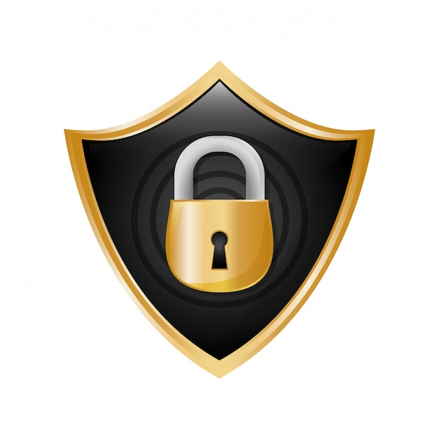 Security or safety icon Free Vector