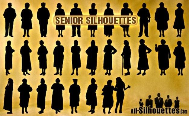 Senior Silhouettes