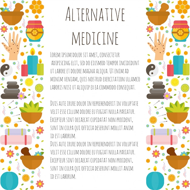 Set alternative medicine