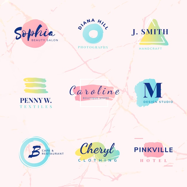 Boutique Logo Design Images Free Vectors Stock Photos Psd