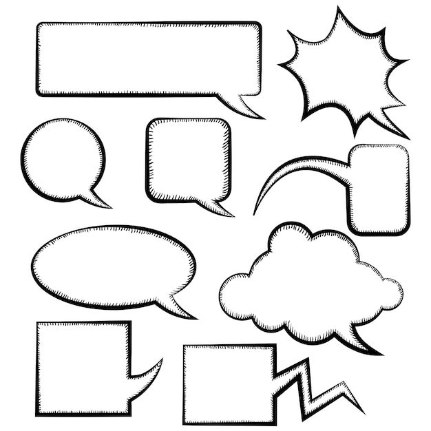 This is a photo of Agile Speech Bubble Printable