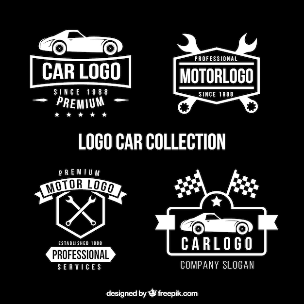 Garage Logo Vectors, Photos And PSD Files