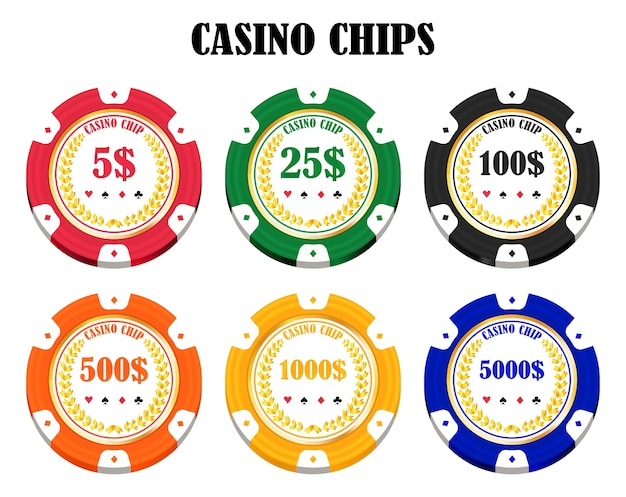 Изображение фишек казино в покер бесплатно онлайн