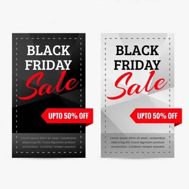 مجموعه ای از آگهی فروش جمعه سیاه