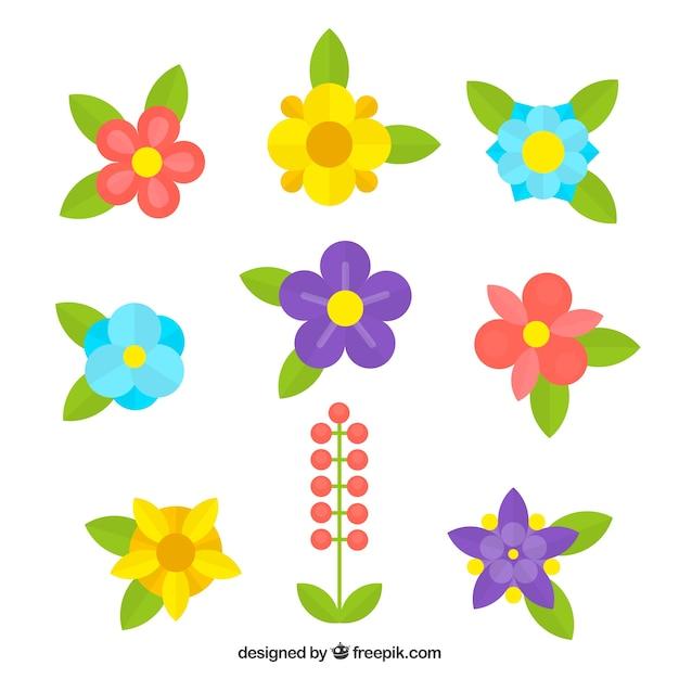 Clipart Spring Flowers Butterflies Free