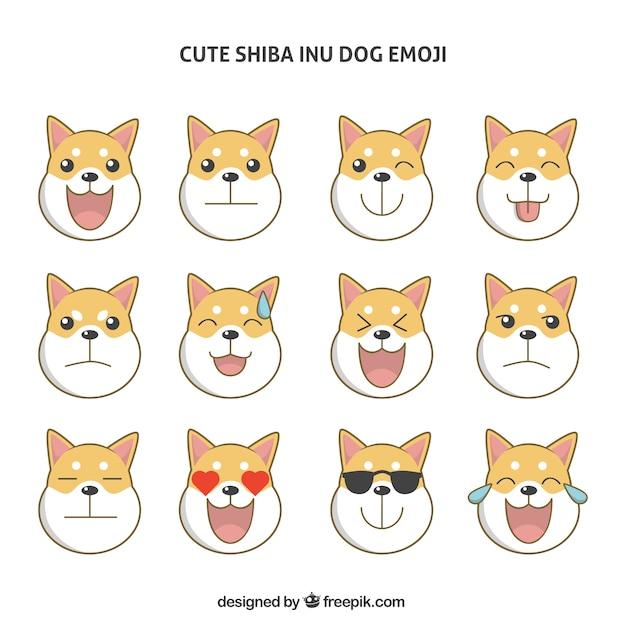 Facebook Emoji Faces Cat
