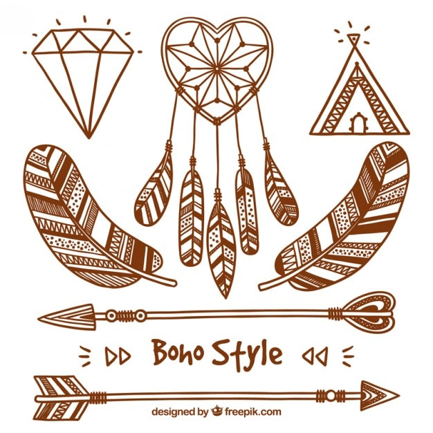 free vector green boho - photo #40