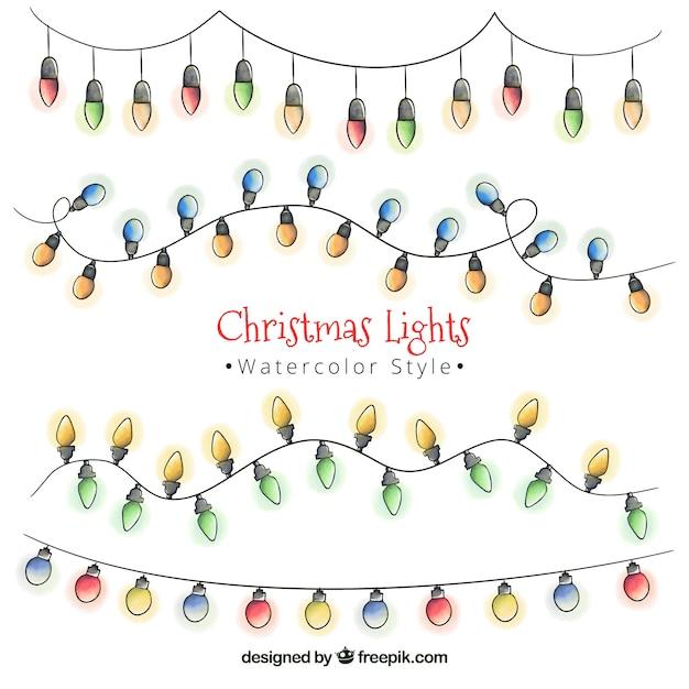 10 Christmas Lights