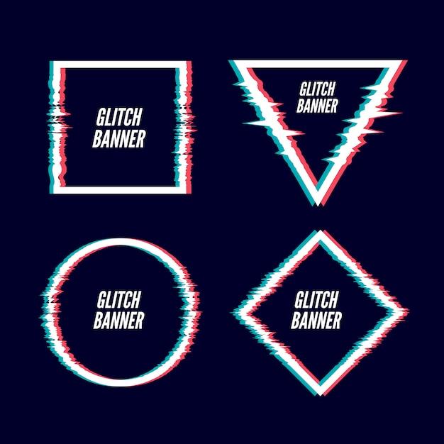 Set of simple geometric forms Premium Vector