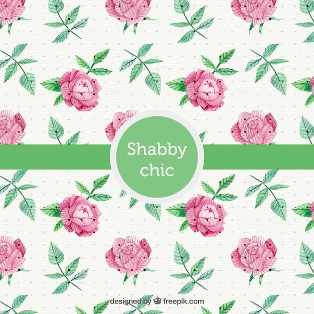 Shabby Chic Style Background