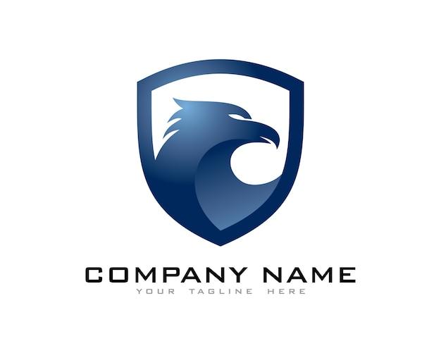 shield logo design vector premium download