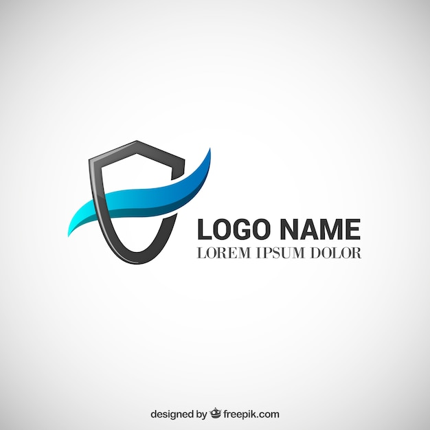 Shield logo Vector | Free Download