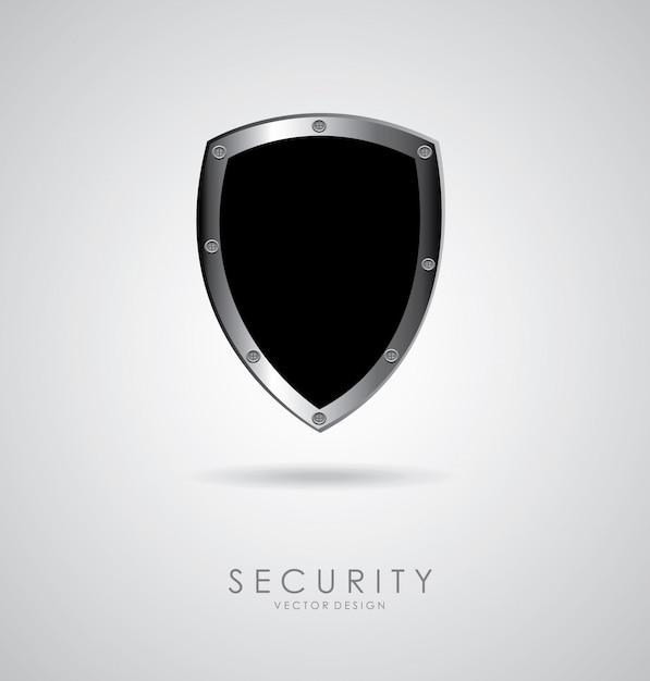 Shield Free Vector