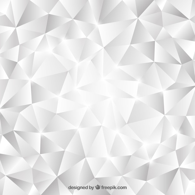 Shiny background with diamond effect Free Vector