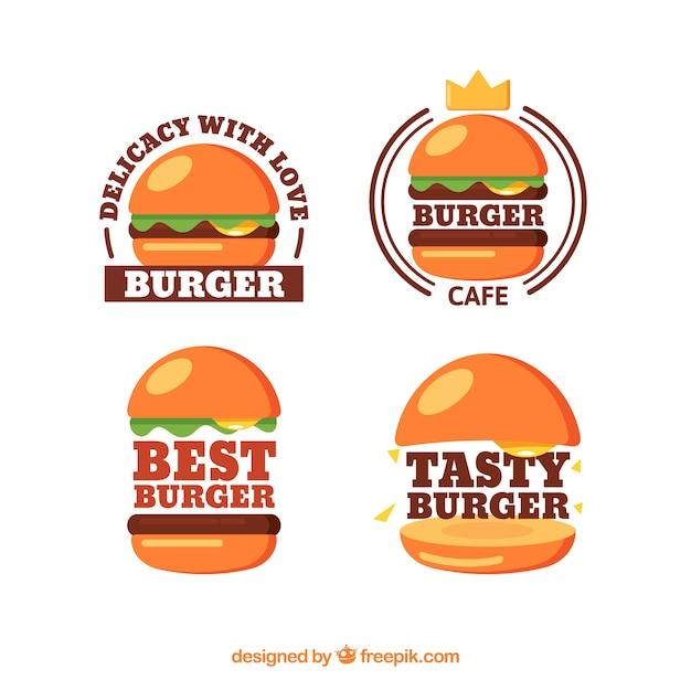 Burger Restaurant Logo Design