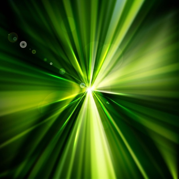 Shiny Green Color Background Free Vector