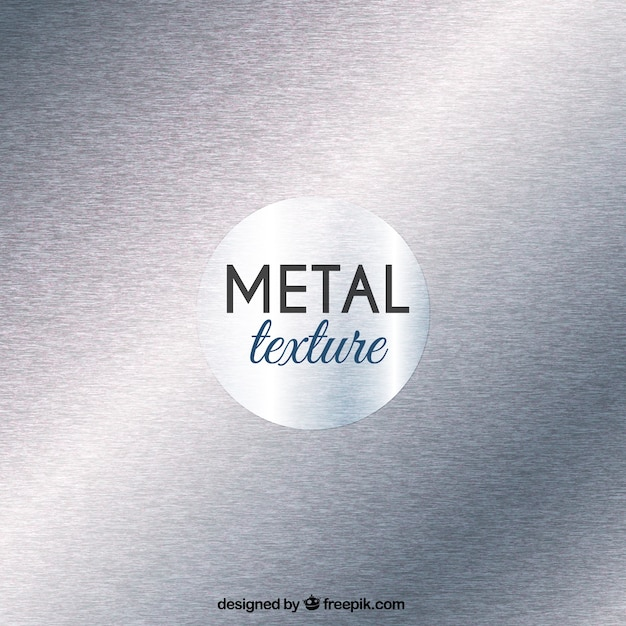 Shiny metal texture