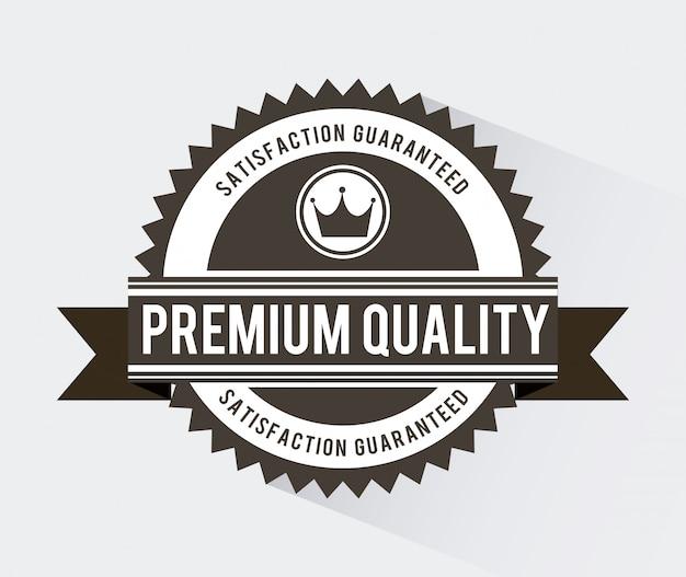 Shopping design over white   background vector illustration Premium Vector