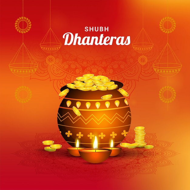 Happy Dhanteras Images Quotes Wishes Download Free