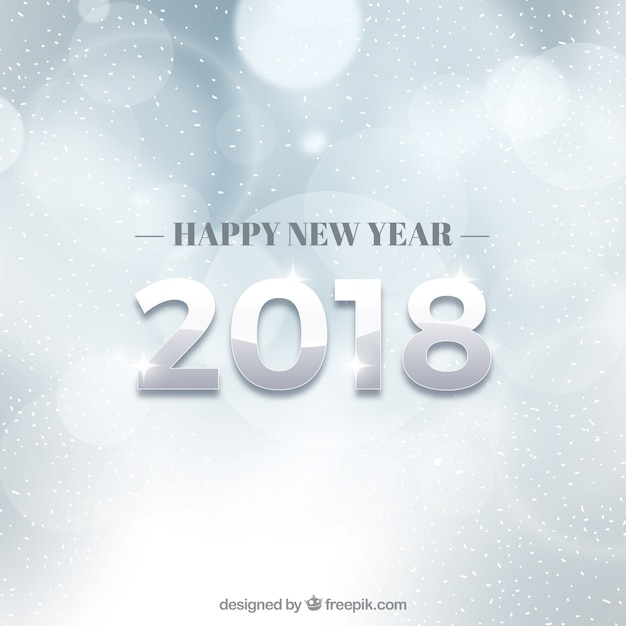 silver new year background with bokeh effect stock images page everypixel