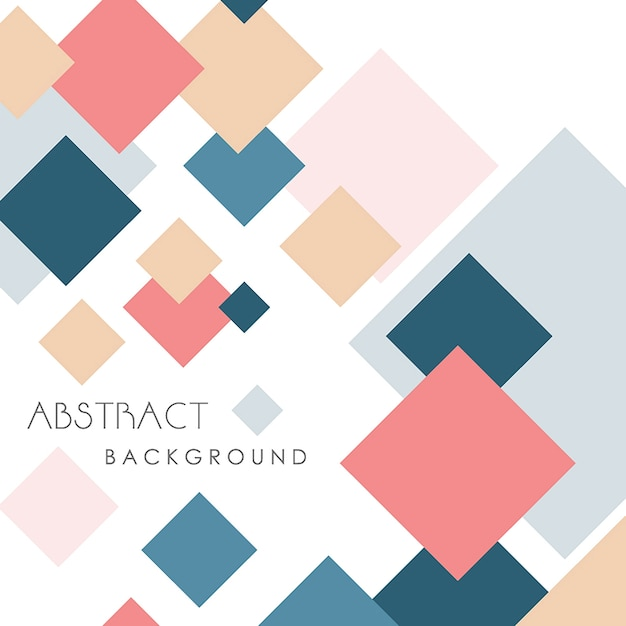 Free Vector Simple Abstract Background
