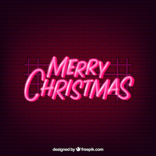 simple christmas background pink neon 23 2147727047