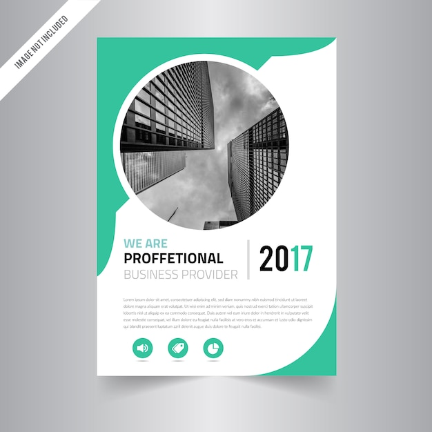 Simple Flyer Template Acurnamedia