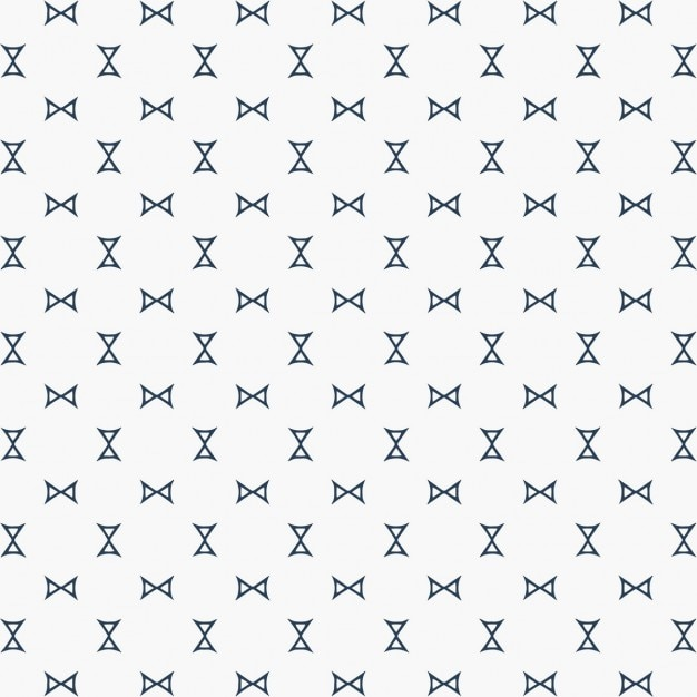 Simple geometric pattern Free Vector