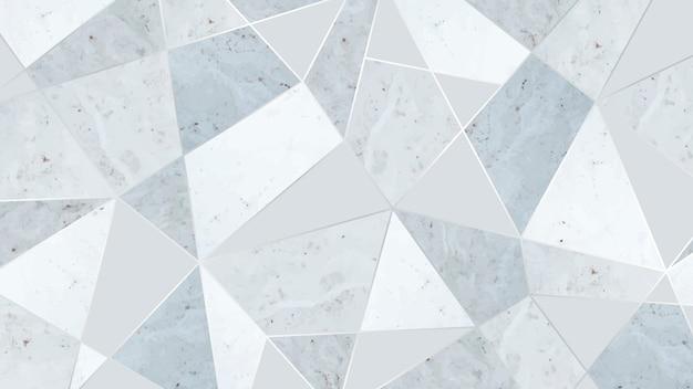 간단한 회색 삼각형 배경 무료 벡터