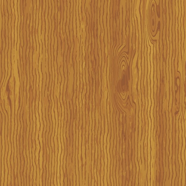 Simple realistic wood texture Free Vector