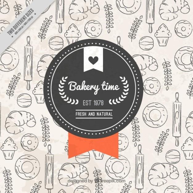 طرح زمينه محصولات نانوایی