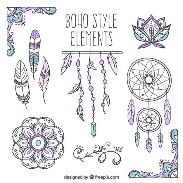 free vector green boho - photo #48