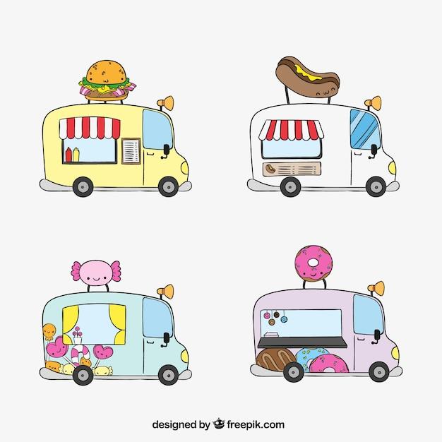 Sketchy fast food trucks