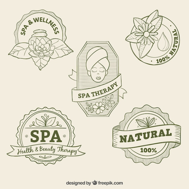 Sketchy spa badges