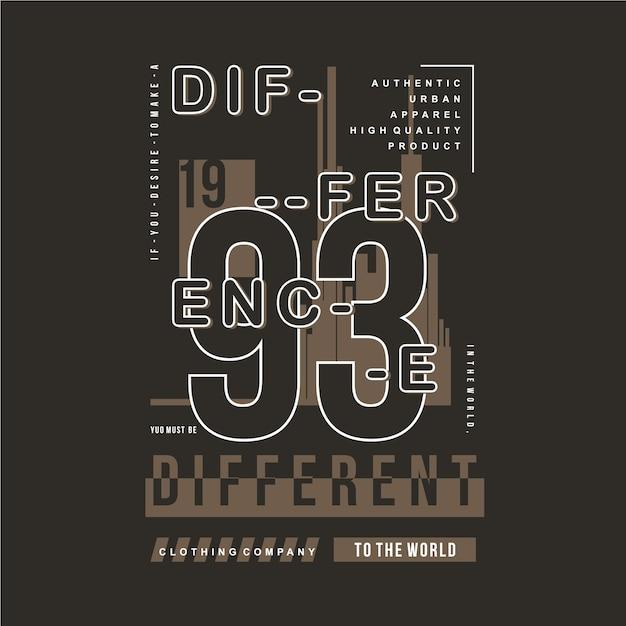 Slogan text frame graphic typography   illustration for print t shirt Premium Vector