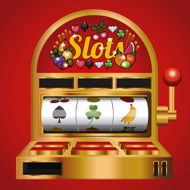 Slot machine grafica