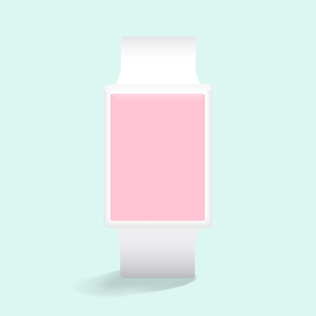 Smart watch Free Vector