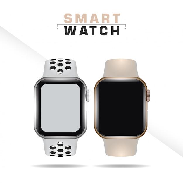 Smart watch Premium Vector
