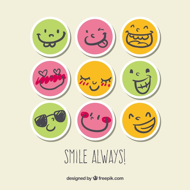 Smile Icon Vectors Photos and PSD files Free Download